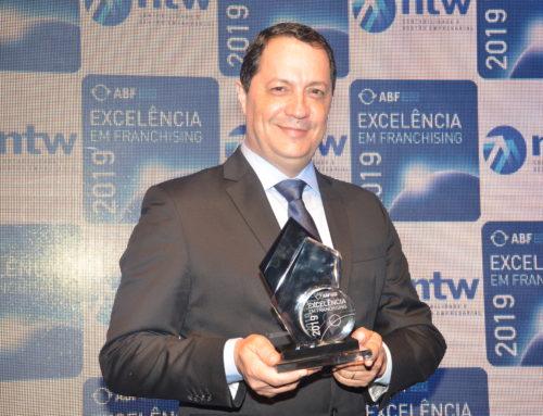 Pela 5ª vez consecutiva, NTW Franquia recebe premiação máxima da ABF