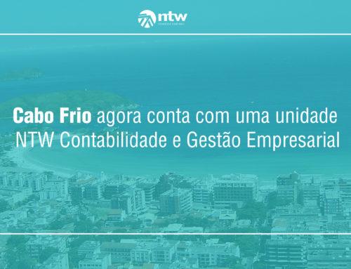 Cabo Frio agora conta com uma unidade NTW Contabilidade e Gestão Empresarial
