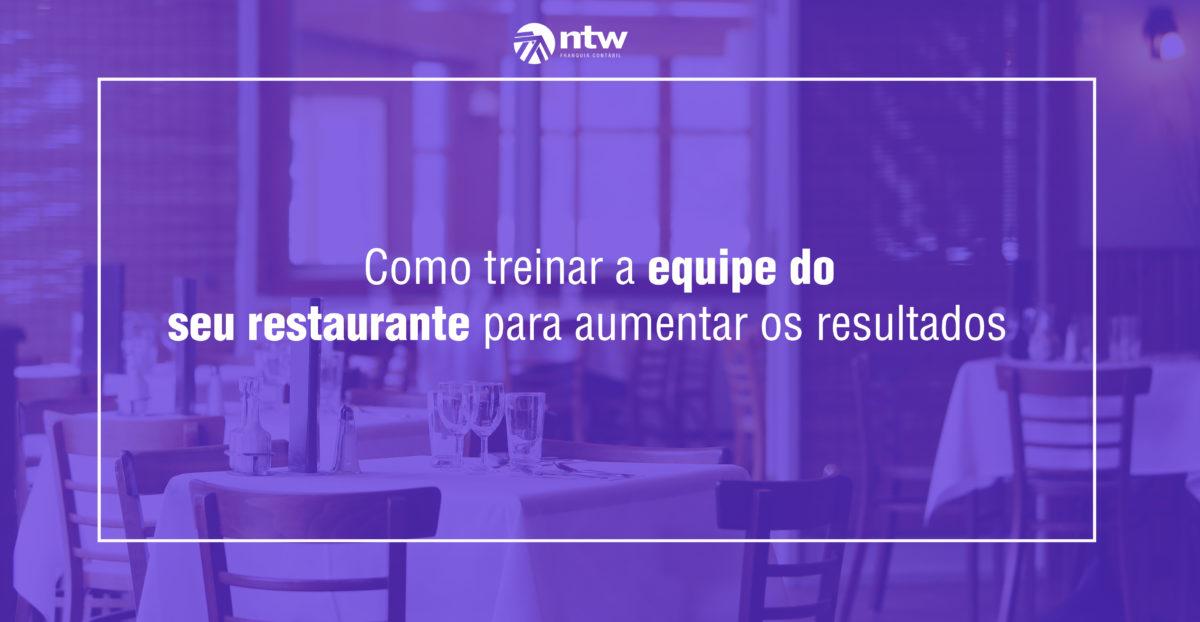 equipe de restaurante