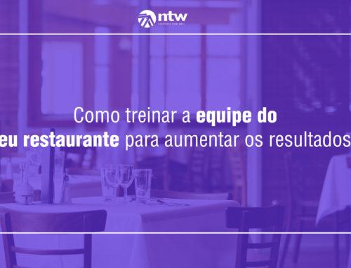 Como treinar a equipe do seu restaurante para aumentar os resultados