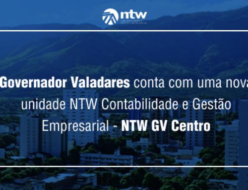 Governador Valadares conta com uma nova unidade NTW Contabilidade e Gestão Empresarial – NTW GV Centro