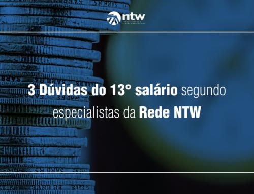 3 Dúvidas sobre o 13° salário segundo especialistas da rede NTW