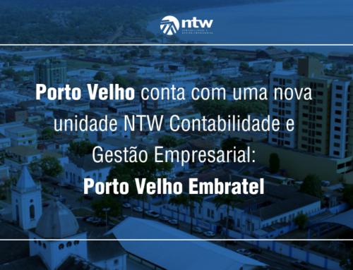 A NTW Contabilidade e Gestão Empresarial agora conta com mais uma unidade em Porto Velho