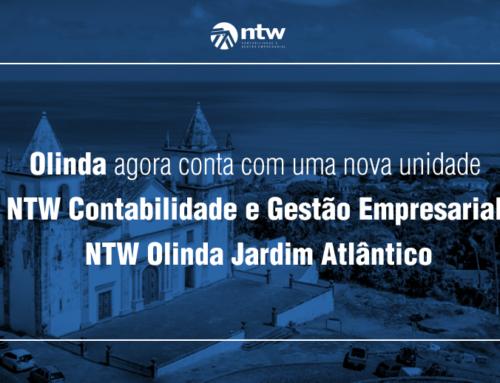 A NTW Contabilidade e Gestão Empresarial agora conta com uma unidade em Olinda