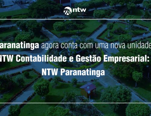 A NTW Contabilidade e Gestão Empresarial agora conta com uma unidade em Paranatinga