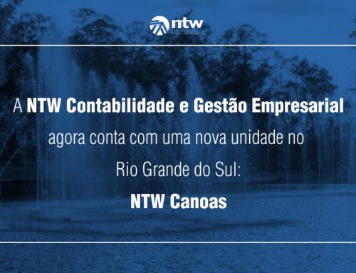 A NTW Contabilidade e Gestão Empresarial agora conta com mais uma unidade no Rio Grande do Sul
