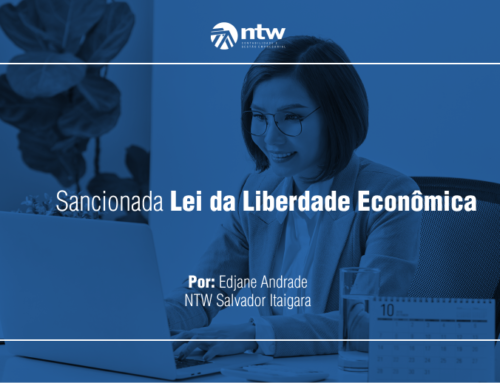 Sancionada Lei da Liberdade Econômica