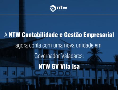 A NTW Contabilidade e Gestão Empresarial agora conta com mais uma unidade em Minas Gerais