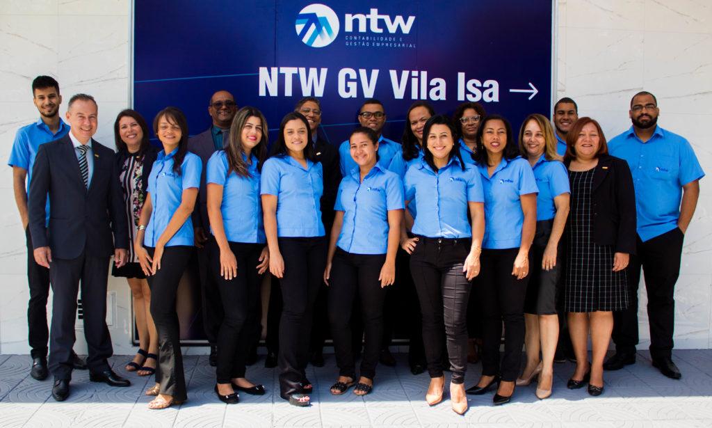 Equipe NTW GV Vila Isa