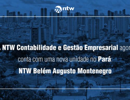 A NTW Contabilidade e Gestão Empresarial conta com mais uma unidade no Pará