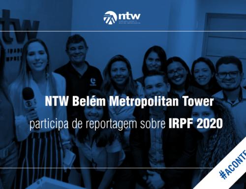 NTW Metropolitan Tower participa de reportagem sobre IRPF 2020