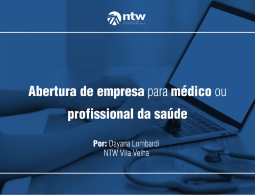 Abertura de empresa para médico ou profissional da saúde