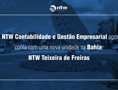 A NTW Contabilidade e Gestão Empresarial agora conta com uma nova unidade na Bahia