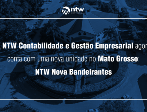 A NTW Contabilidade e Gestão Empresarial lança mais uma unidade em Mato Grosso