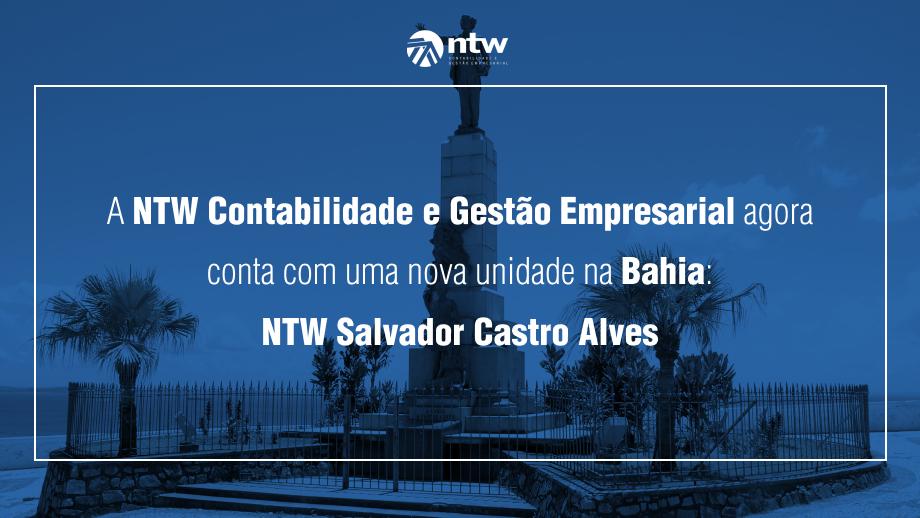 Inauguração NTW Contabilidade Salvador Castro Alves