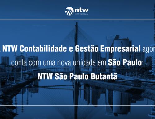 A NTW Contabilidade e Gestão Empresarial inaugura mais uma unidade em São Paulo