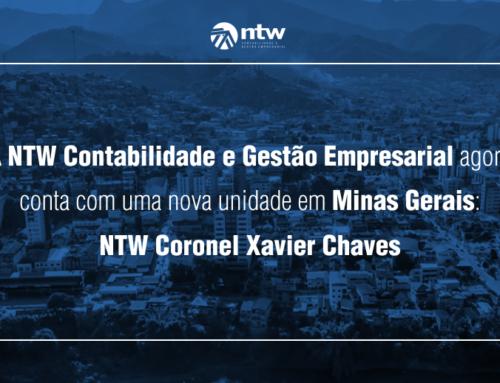 A NTW Contabilidade e Gestão Empresarial inaugura mais uma unidade em Minas Gerais