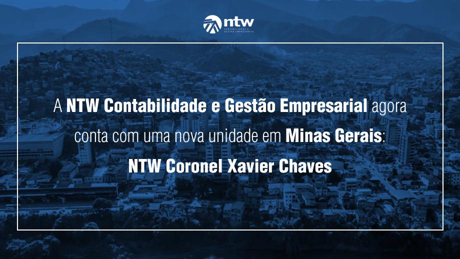 Inauguração ntw coronel xavier chaves