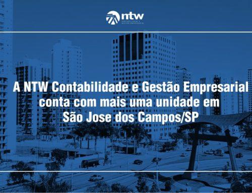 São José dos Campos: sede de grandes empresas e de uma nova NTW!