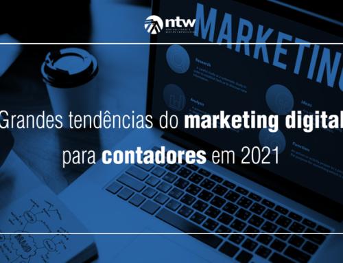 Duas grandes tendências do marketing digital para contadores em 2021