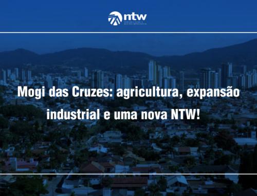 Mogi das Cruzes: agricultura, expansão industrial e uma nova NTW!