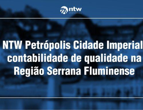 NTW Petrópolis Cidade Imperial: contabilidade de qualidade na Região Serrana Fluminense