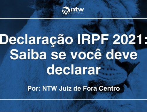 Declaração IRPF 2021: Saiba se você deve declarar