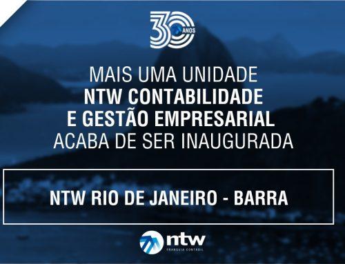 NTW Rio de Janeiro Barra: contabilidade consultiva na capital fluminense